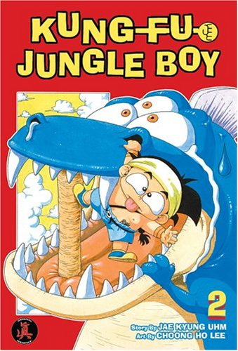 Kung Fu Jungle Boy 2