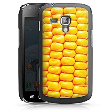 Samsung Galaxy Alpha Funda Premium Case Protección cover maíz barbacoas Food