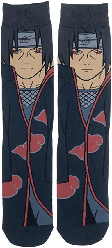 Naruto Itachi 360 Character Sock