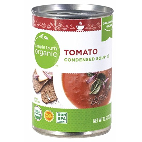 Simple Truth Organic Condensed Tomato Soup 10 oz (Pack of 6)