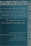 img - for The Fischer-Dieskau Book of Lieder: The Texts of Over 750 Songs in German with English Translations book / textbook / text book