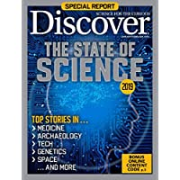Deals on Discover Magazine Subscription 1 year 10 issues