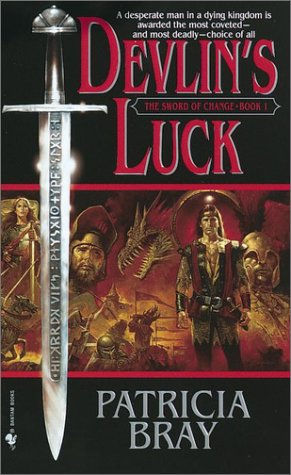 Devlin's Luck (The Sword of Change) cover