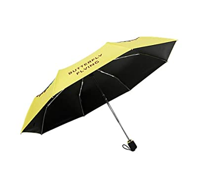Paraguas, Paraguas automático de Triple Refuerzo Cortaviento irrompible de Secado rápido Viaje Compacto Ligero y