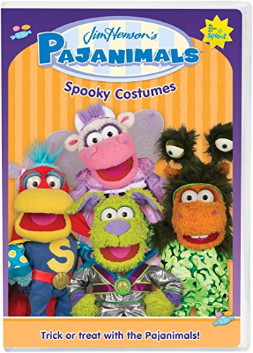 Jim Henson Halloween Costumes (Pajanimals: Spooky Costumes)