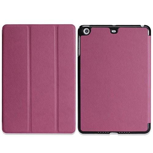 Free MoKo iPad Mini Case, iPad Mini 2 / 3 Case, Ultra Slim Smart-shell Stand Cover Case for Apple iPad Mini 1