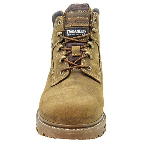 Image of King Rocks Waterproof Work Boots Men's 6