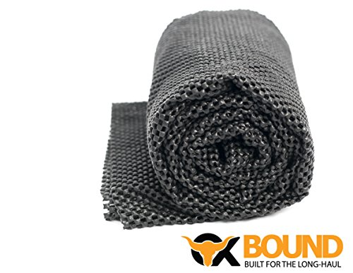"OXBOUND Roof Cargo Carrier Mat - Premium Padding, Bag Grip and Protection | MEASURES 35"" x 47"""