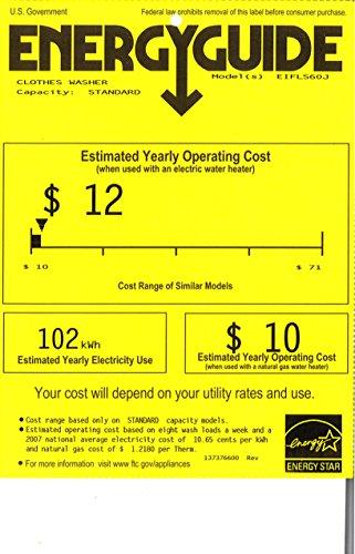 Electrolux Laundry Bundle | Electrolux EIFLS60JIW Washer & Electrolux EIMED60JIW Electric Dryer w/Pedestals - White