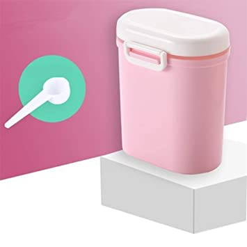 Primeros pasos bebé leche en polvo dispensador de fórmula 0m+