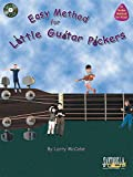 img - for Easy Method for Little Guitar Pickers Book and CD book / textbook / text book