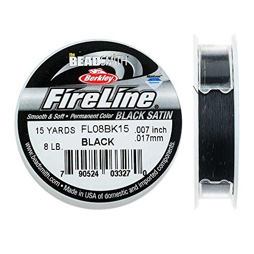 Fireline, Black 8LB/.007