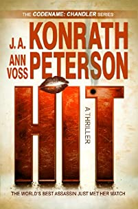 Hit by J.A. Konrath ebook deal
