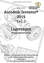 Autodesk Inventor 2015: Lagerungen