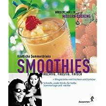 Köstliche Sommerdrinks - Smoothies. Fruchtig, frostig, frisch.