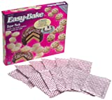 : Easy Bake Super Pack includes 12 mixes