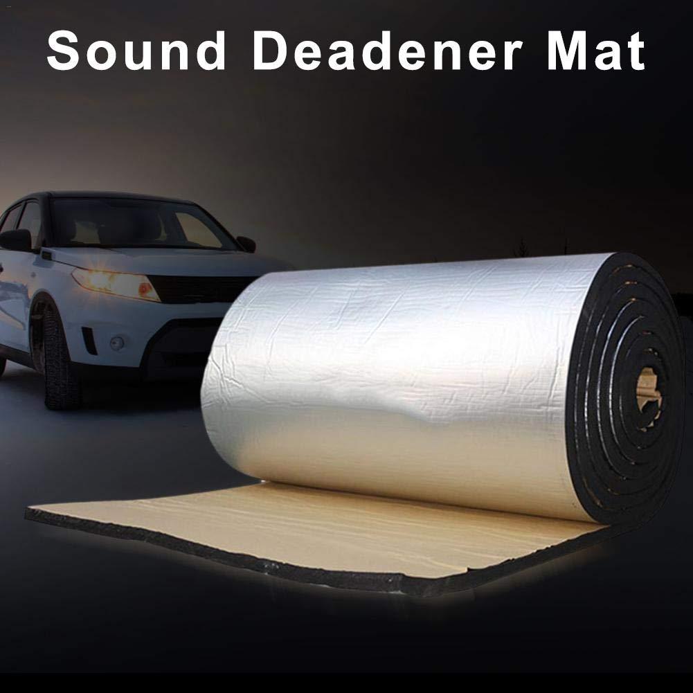 Isolation Thermique Et Sonore CARTEY Tapis De Voiture Isolant 10 Mm Imperm/éable Protection Contre Chaleur Et Humidit/é Mod/ération du Bruit Acoustique du Moteur