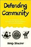Defending Community 9781566391276