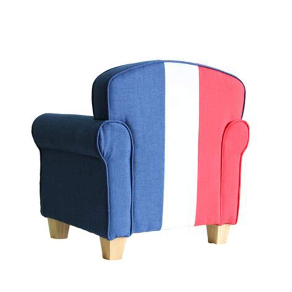 Amazon.com: Silla de sofá infantil con diseño de bandera ...