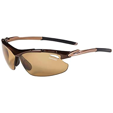 8ac275953de Tifosi Tyrant Polarized Fototec Sunglasses - Mocha (70601360) (38832)