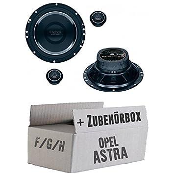 Pioneer Lautsprecher Boxen 165mm Kompo Vordere T/üren T98 Opel Astra G 98-05