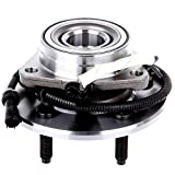 #8: ECCPP 515029 New Front Wheel Hub Bearing Fits Ford F-150 4x4 2000-2004 W/ABS 5 Lugs