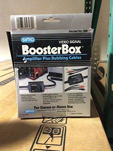 BOOSTER BOX (Sima Amplifier)