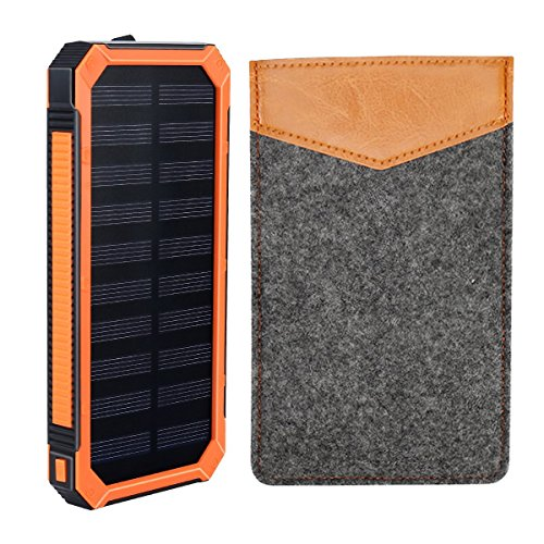 Cell Phone Case With Solar Panel - 9