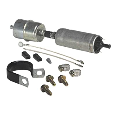 Carter P60430 In-Line Electric Fuel Pump: Automotive