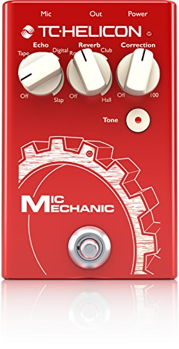 TC Helicon 996014001 Mic Mechanic 2