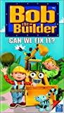 Bob The Builder - Can We Fix It? [VHS]