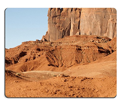 MSD Natural Rubber Mousepad The Buttes of Monument Valley in Navajo Tribal Lands of Arizona and Utah USA IMAGE 34801766 (Aerial America Utah compare prices)