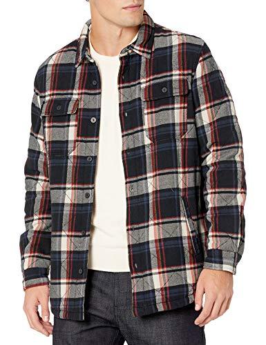 UGG Men's Trent Quilt Shirt Jacket Plaid