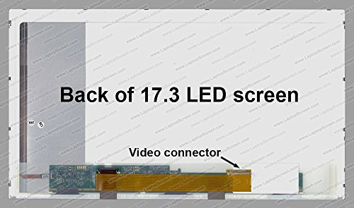 (HP Pavilion G71-340US New Replacement LCD Screen for Laptop LED HD+ Glossy)