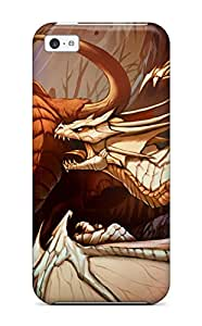 Perfect Dragon Case Cover Skin For Iphone 5c Phone Case 3983605K94734748