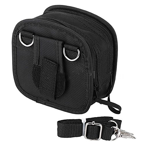 SODIAL 9in1 Lens UV CPL ND Filter Wallet Case Bag box for 25mm-95mm Camera Lens by SODIAL