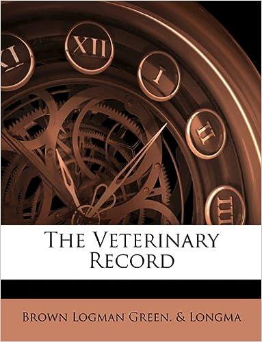 Book The Veterinary Record