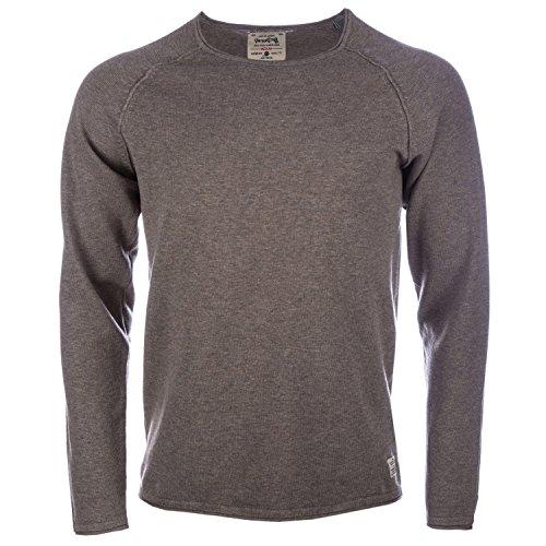 Sweat ras du cou tricot Union pour homme
