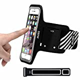 Best Iphone 6 Plus Armbands - EOTW Sports Armband 5.5 inch for iPhone 8/7/6S/6 Review