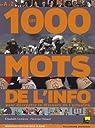 Les 1000 mots de l'info : Pour mieux décrypter le discours de l'actualité par Combres