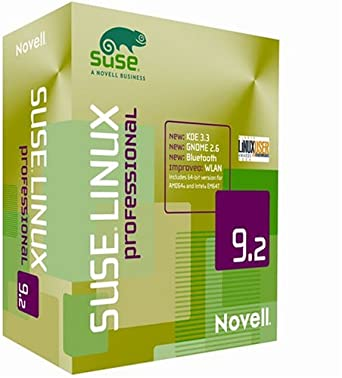 suse linux professional 9.2