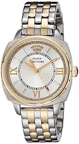 - Juicy Couture Women's 1901271 Beau Quartz Two-Tone Steel Watch