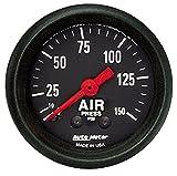 Auto Meter 2620 Z-Series Mechanical Air Pressure Gauge