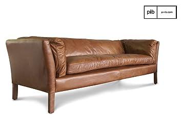 Pib   Sofas   Dreisitzer Sofa Hamar Skandinavisches Design, Länge : 182 Cm