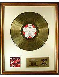The Lettermen The Best Of LP Non RIAA Gold Record Award Capitol Starline Records