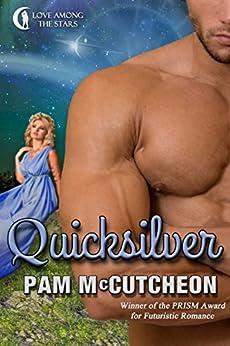 Quicksilver: A Delphi Futuristic Romance (Delphi Duo Book 2) by [McCutcheon, Pam]