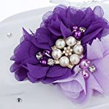 MagiDeal Romantic Wedding Party Bowknot Faux