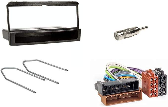 Audioproject A152 Radioblende Set 1 Din Kompatibel Elektronik