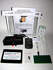 LifeForce Compact International Colloidal Silver Generator Package