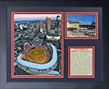 """Legends Never Die """"Minnesota Twins Target Field"""" Framed Photo Collage, 11 x 14-Inch"""